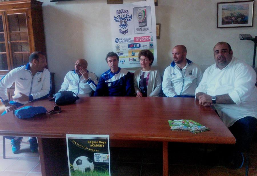 """ASD Ragusa Boys, conferenza fine stagione progetto""""Udinese Academy"""""""