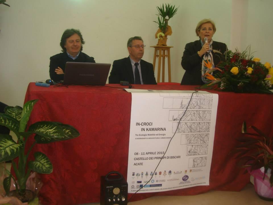 "Acate. Concluso il Workshop ""In-Croci in Kamarina"""