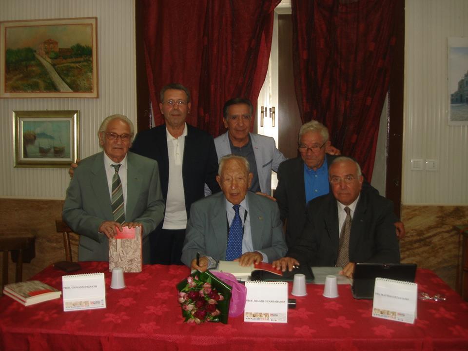 E' deceduto il prof. Biagio Guardabasso.