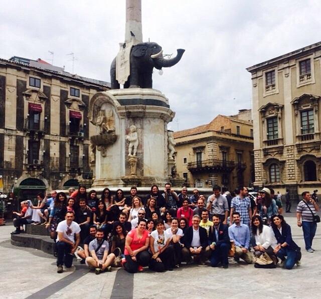 "Turismo: Licandro incontra giovani, ""Catania pass tour""."