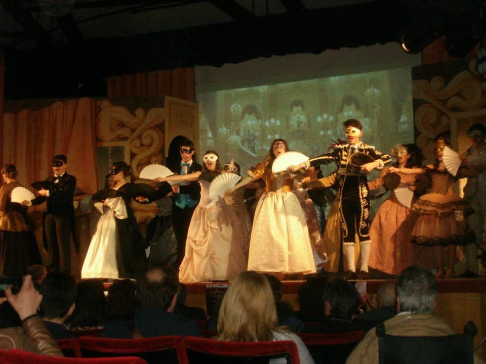 Acate: il Fantasma dell'Opera del regista Luigi Denaro.