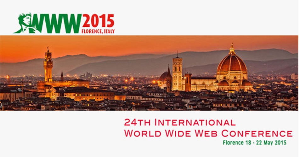 L'International World Wide Web Conference per la prima volta in Italia