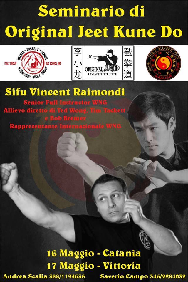 Jeet Kune Do VITTORIA STAGE