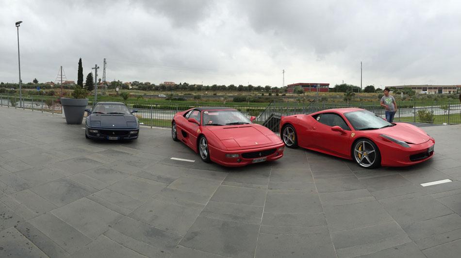 Expocar 2015. Un gran finale all'insegna del rosso Ferrari