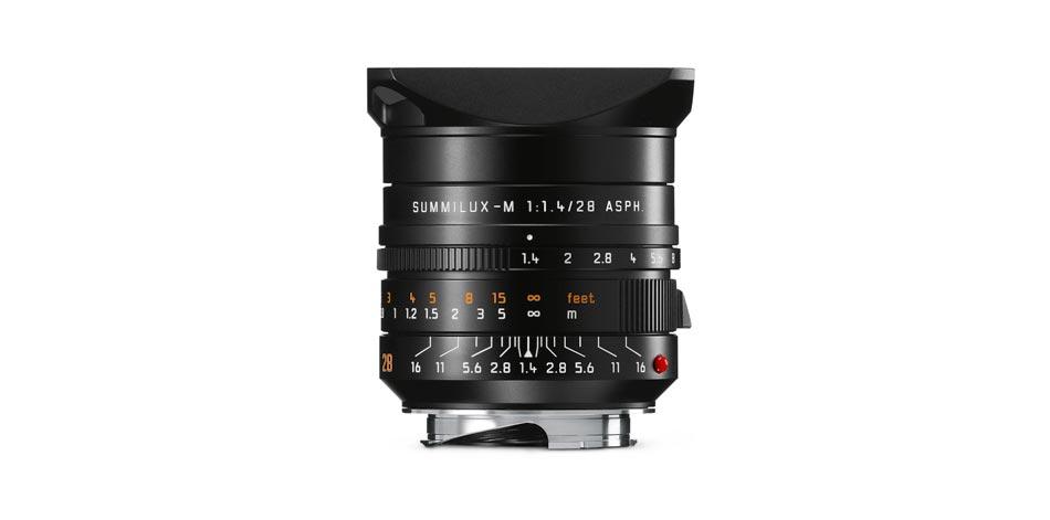 LEICA SUMMILUX-M 28 mm f/1.4 ASPH. Una nuova pietra miliare nel mondo degli obiettivi grandangolari di alta luminosità