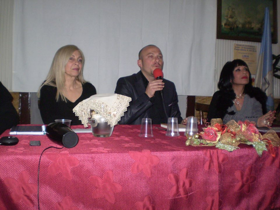 """Acate. Castello dei Principi di Biscari, giovedì 7 maggio, alle ore 19,00 presentazione del libro di Luca Marchi, """"Miopia, percezione e personalità""""."""