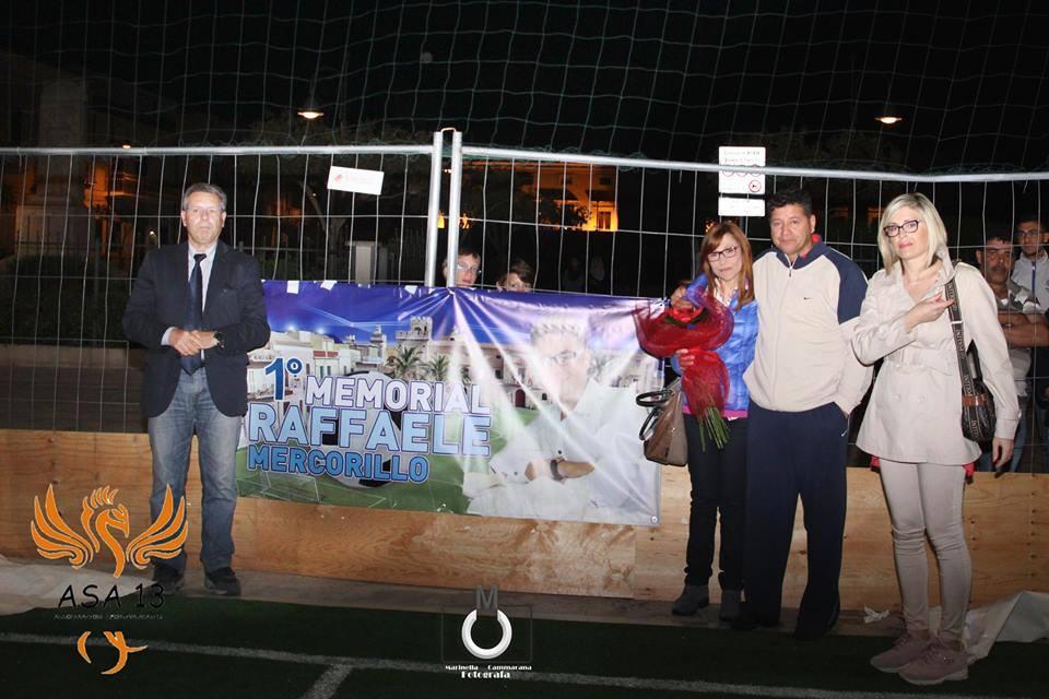 """Acate. Grande successo del """"Primo Memorial di Calcetto: Raffaele Mercorillo"""""""