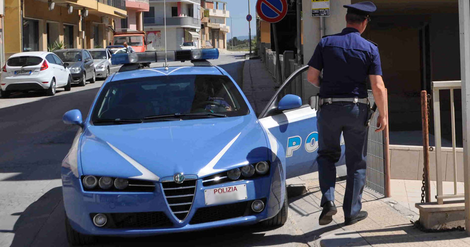 """Caltanissetta. Polizia di Stato. Operazione di polizia giudiziaria """"Cobra 67""""."""