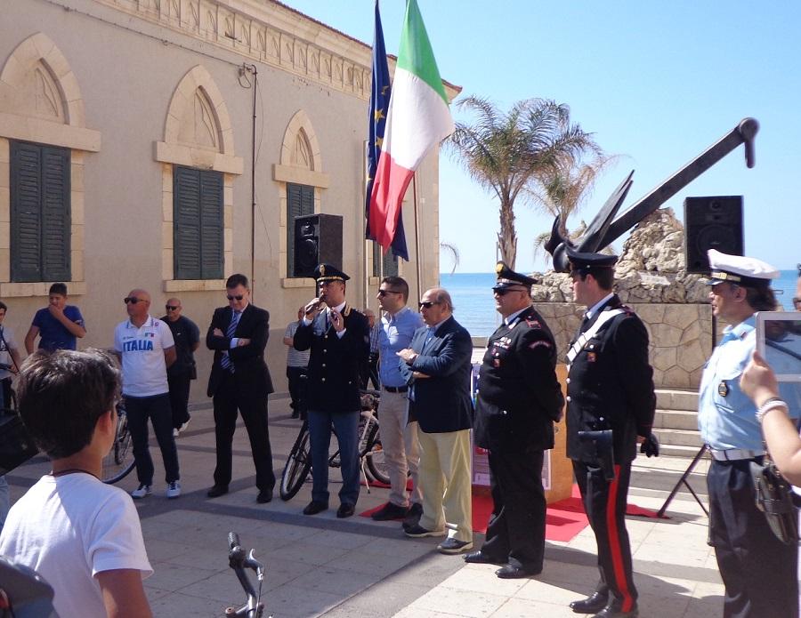 Progetto Icaro, conclusa la XV edizione con una passeggiata in bici a Marina di Ragusa
