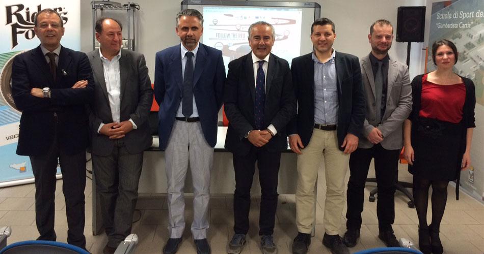 Giro d'Italia Ferrari 2015: Per la prima volta prenderà il via da Ragusa e Modica