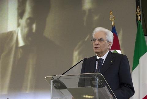 """Mattarella alla commemorazione di Falcone. Un rinnovato segnale antimafia ma si attendono segnali concreti per far fronte all'emergenza """"Sicilia"""""""