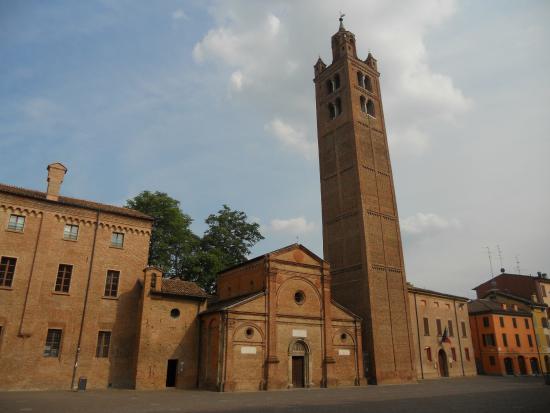 Carpi. Finanziati i lavori di restauro della Pieve di Santa Maria in Castello.