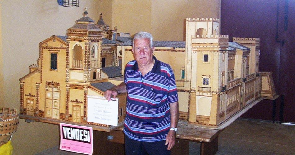 """Acate. Il castello dei Principi di Biscari ospita """"una sua miniatura"""""""