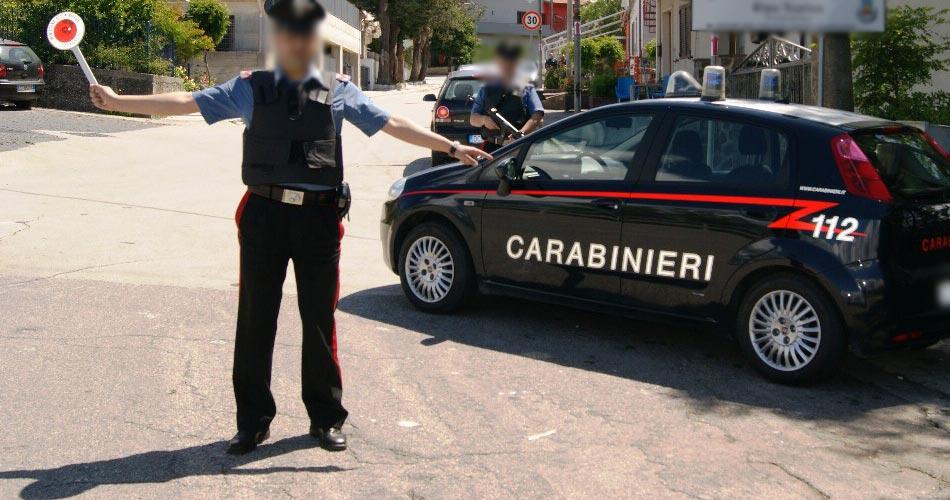 Arresti e denunce da parte dei Carabinieri della provincia di Pistoia