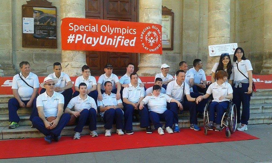 """VittoriaManifestazione sportiva della Special Olympics Italia dal titolo """"Play the Games"""""""