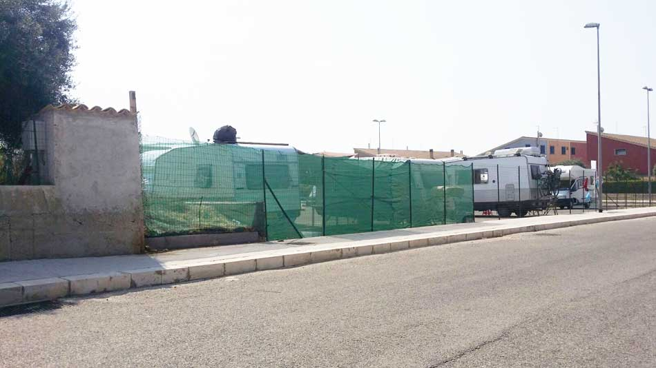 "Marina di Ragusa. Laporta: ""L'area camper di via Falconara ha bisogno di essere migliorata"""