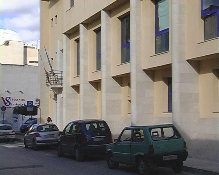 Vittoria. Nuova sede per l'ufficio del  Giudice di Pace.