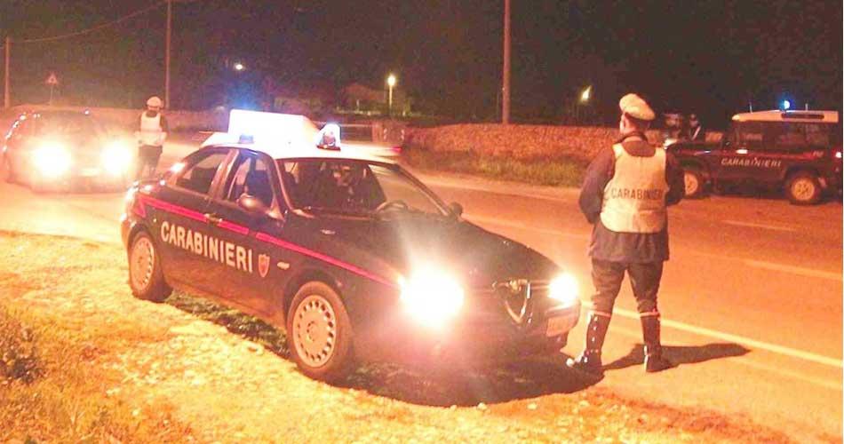 Centauro non si ferma all'ALT. Denunciato in stato di libertà dai carabinieri di Ponte Tresa