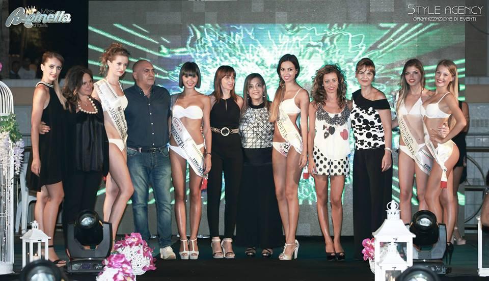 Miss Reginetta d'Italia 2015. Cinque le aspiranti miss siciliane che approderanno alla finale in programma a Rimini il 10 settembre.
