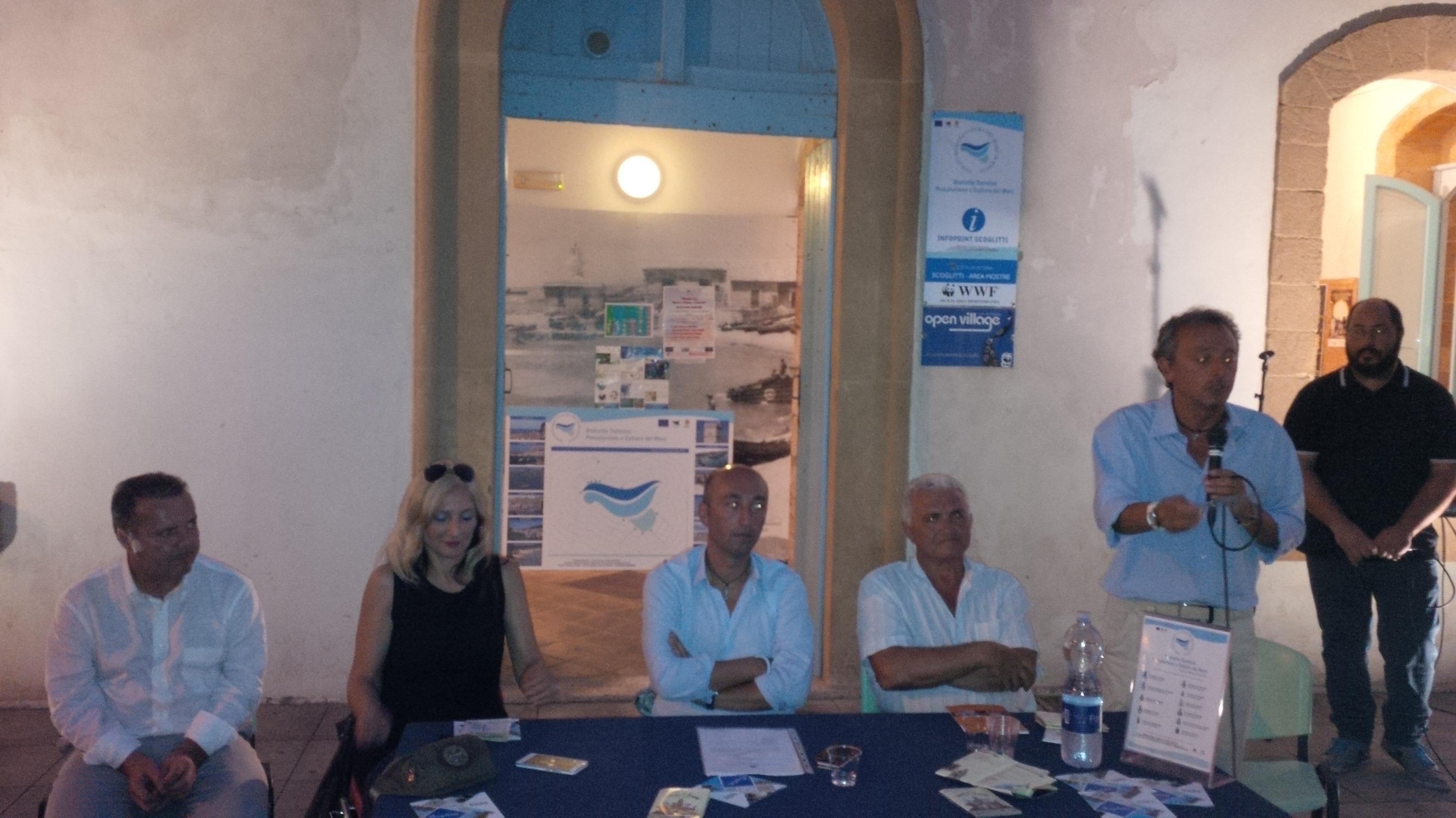 """Distretto Turistico """"Pescaturismo e Cultura del Mare"""""""