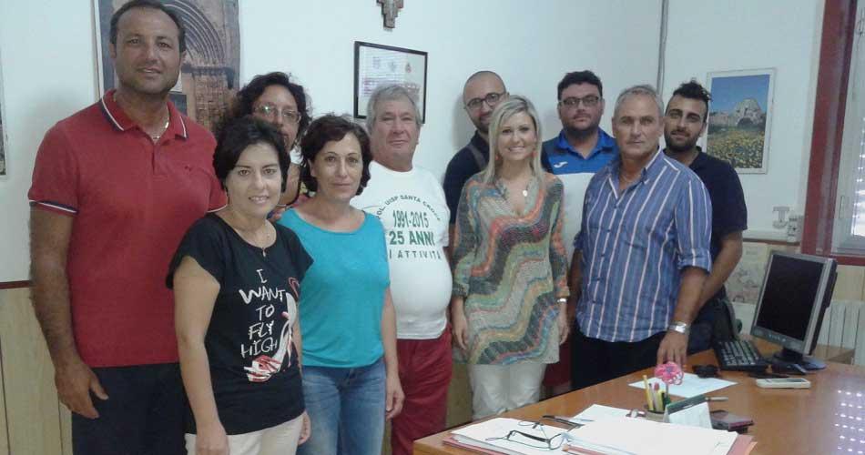 Festa dello sport a Santa Croce Camerina: L'assessore Cuciti replica al circolo Meridiana