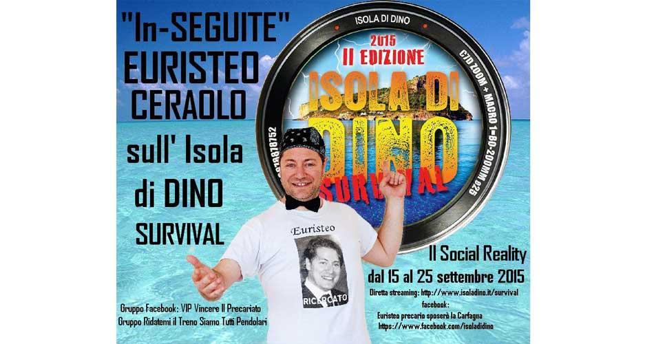 Isola di Dino Survival: Il Social Reality. Avventura di sopravvivenza indiretta streaming