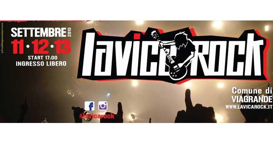 17° Lavica Rock: Viagrande (Catania), 11, 12 e 13 Settembre 2015