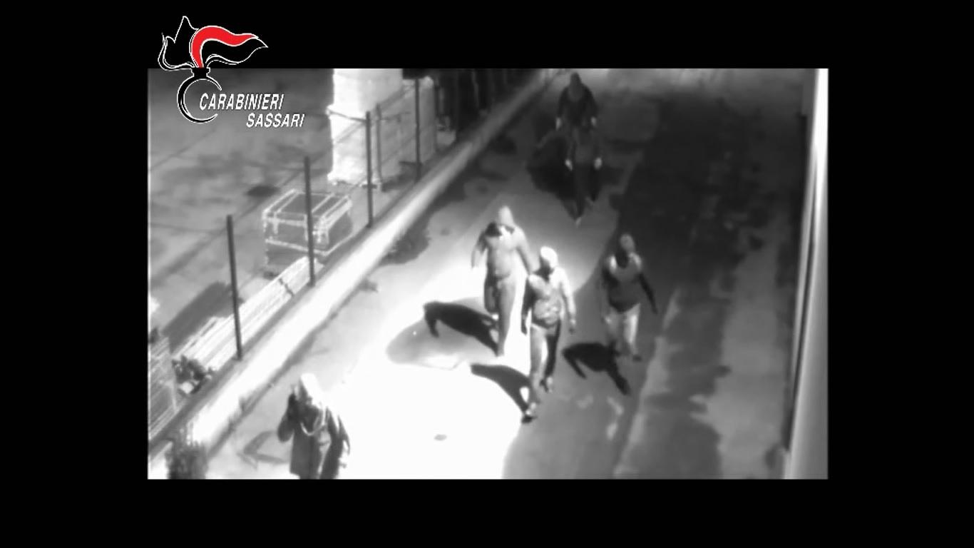 "Valledoria, furti e scassi. Operazione ""Full Time"": Arrestati 9 romeni per associazione a delinquere"