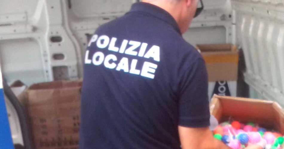 Vittoria. Fine settimana di intenso lavoro per la Polizia municipale