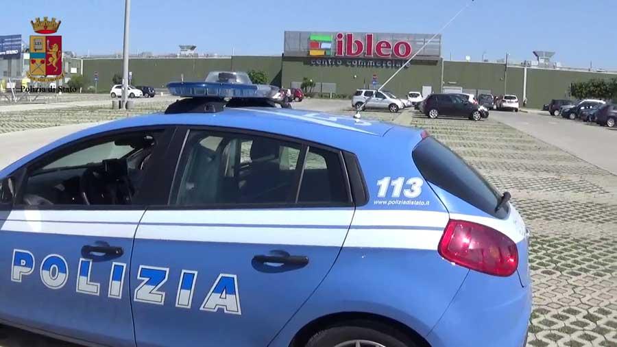 Ragusa. Due furti in due giorni al centro commerciale: Smascherata dalla Polizia di Stata ladra seriale