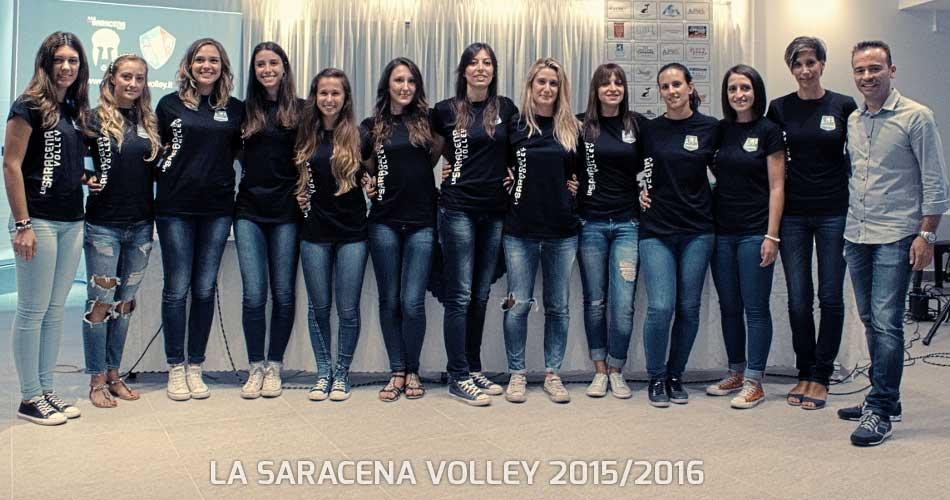 Presentata la Saracena Volley. Ufficializzati gli acquisti di Martina Genovesi e Francesca Manfrè