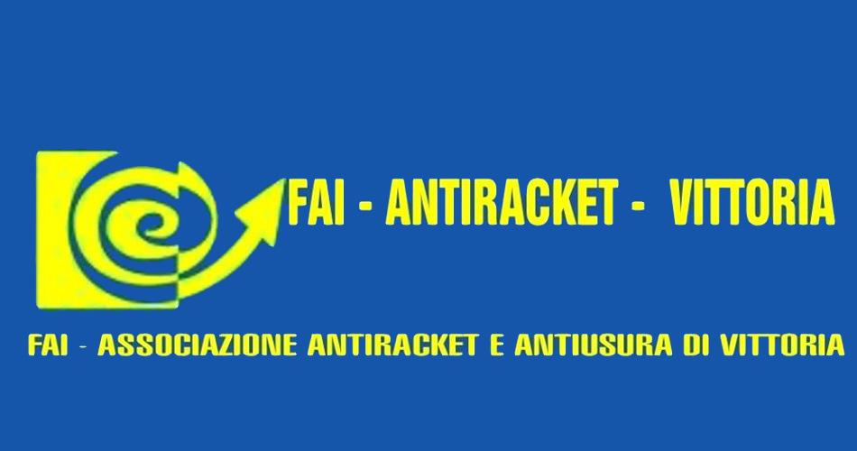 L'Associazione antiracket di Vittoria plaude all'operazione delle forze dell'ordine
