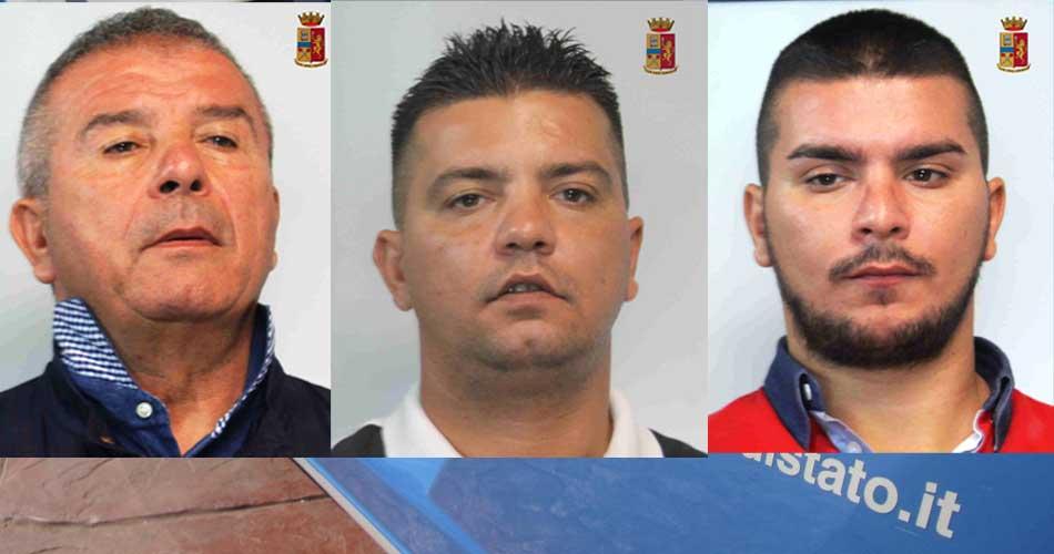 """Vittoria. Operazione antimafia """"BOX"""": Arrestati per ordine della Procura Distrettuale Antimafia di Catania i componenti della famiglia Consalvo"""