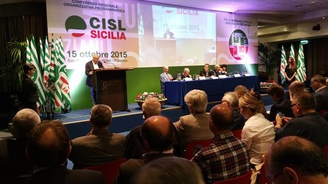 "CISL: ""Sicilia cenerentola, la politica si svegli o vada a casa"""