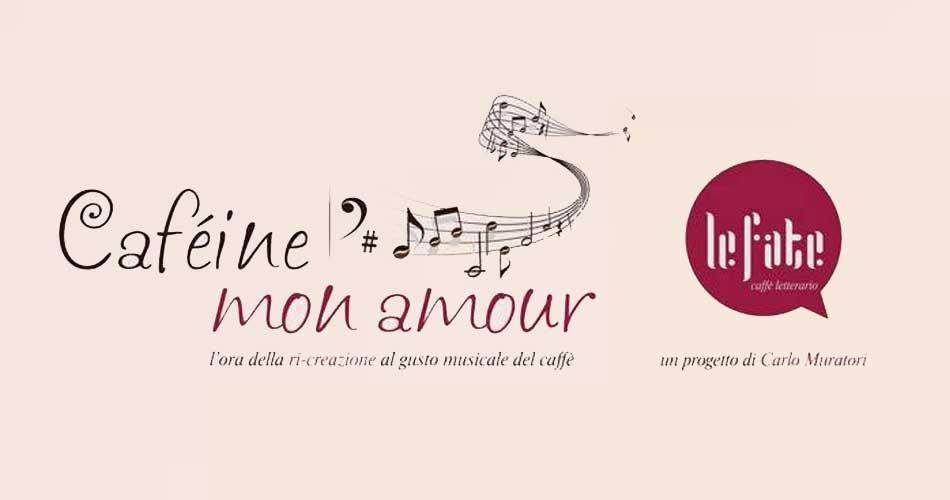 """MUSICA: """"Caféine mon amour"""", ritorna a Ragusa la rassegna musicale diretta dal cantautore Carlo Muratori"""