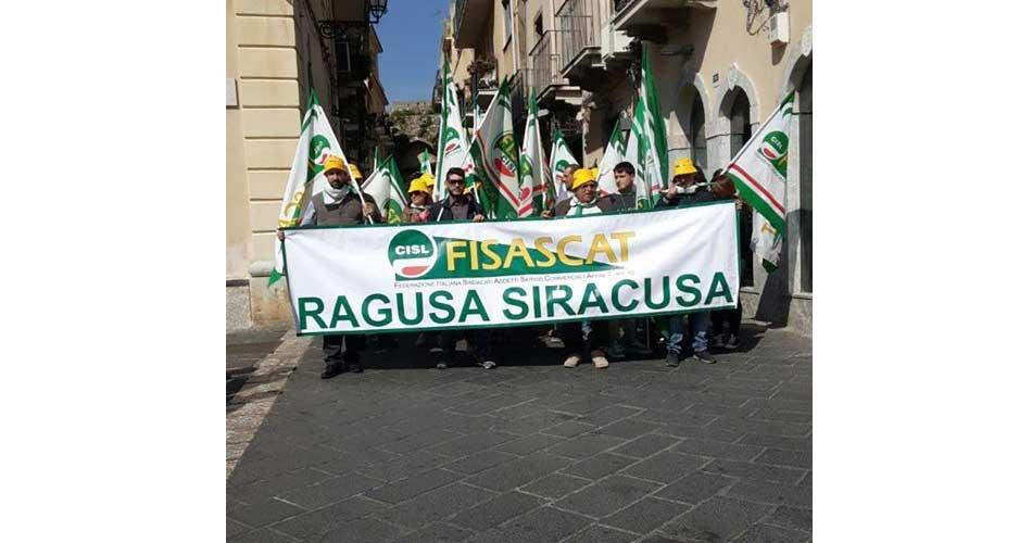 Ragusa. Lunedì mattina protesta ex lavoratori LSU