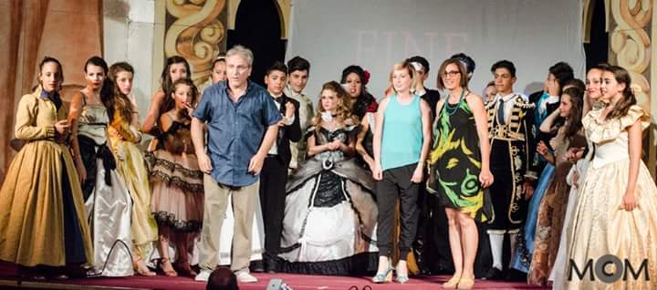 """Acate. La compagnia """"Teatro Giovani"""" questa sera al Castello con il musical """"Il Fantasma dell'Opera""""."""