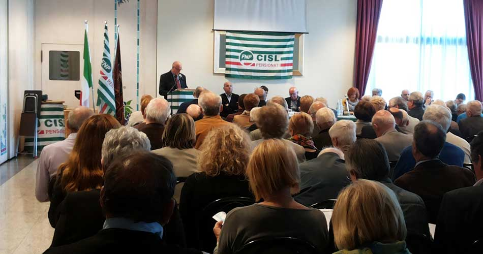 Veneto. L'applicazione del Pssr 2012-2016 al centro dell'attenzione dei pensionati veneti