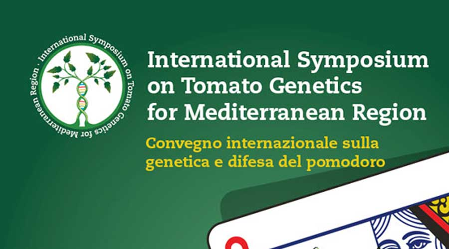 Vittoria. Primo International Symposium on Tomato Genetics for Mediterranean Region