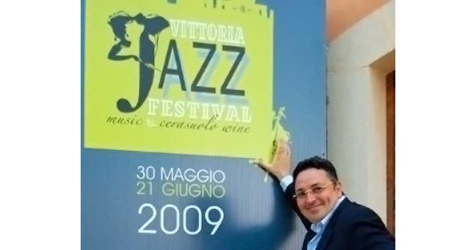 """Luciano D'Amico nuovo presidente della """"Sicily Jazz Music"""""""
