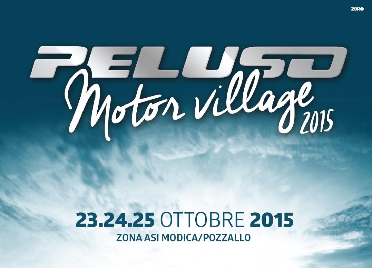 Peluso Motor Village 2015: Dal 23 al 25 ottobre, l'evento motoristico dedicato agli appassionati di motori