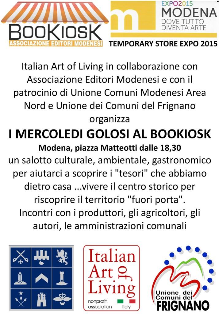 Modena. Salotto gastronomico promosso da Ucman.