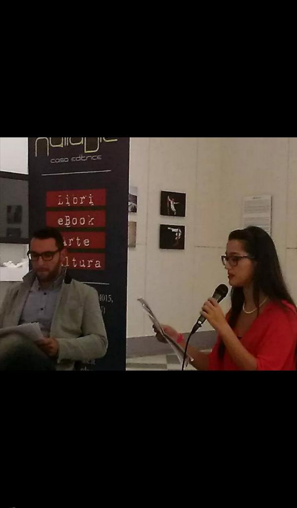 La casa editrice Nulla Die e la scrittrice Iside Polizzi protagonisti al Sabirfest di Messina
