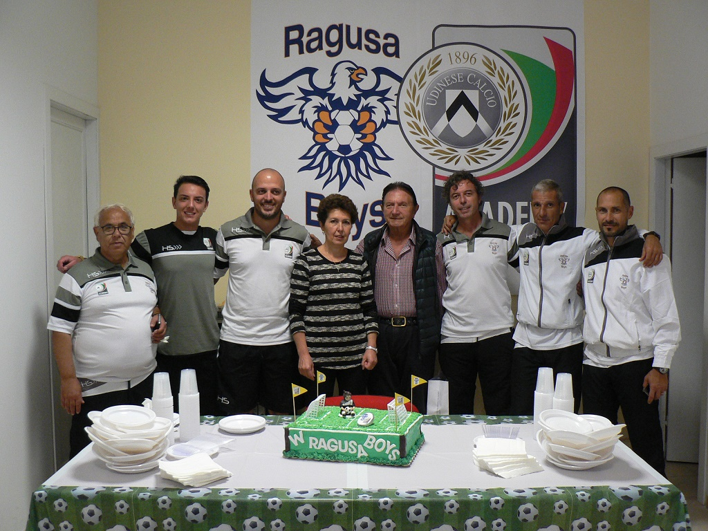 Asd Ragusa Boys, inaugurata la nuova sede
