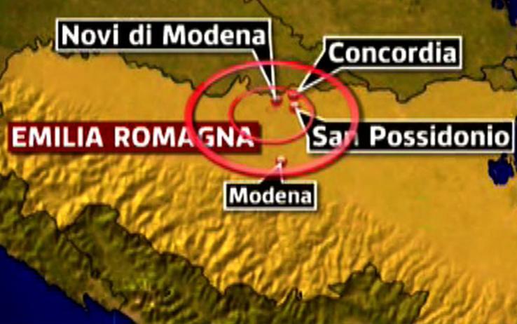 """Concordia sulla Secchia. Presentato il questionario: """"Sisma ed effetti sismoindotti""""."""