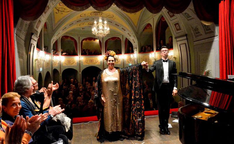 """Musica, Ragusa. Da domenica ritorna """"Ibla Classica International"""". Sul palco del teatro Donnafugata ci sarà il soprano Francesca Scaini accompagnata dal pianista Ruben Micieli"""