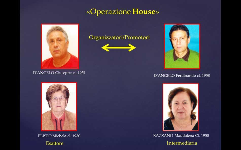 Usura. I Carabinieri arrestano tre persone