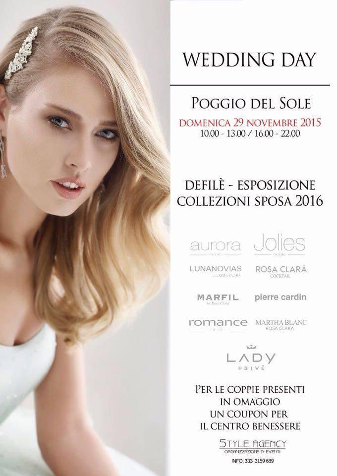 A Poggio del Sole WEDDING DAY organizzato dalla Style Agency Eventi