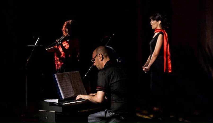 DiArte Lyricum Trio in concerto a Licodia Eubea per ricordare Pierpaolo Pasolini