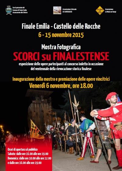 """Finale Emilia. """"Scorci su Finalestense"""", al Castello le foto del concorso fotografico."""